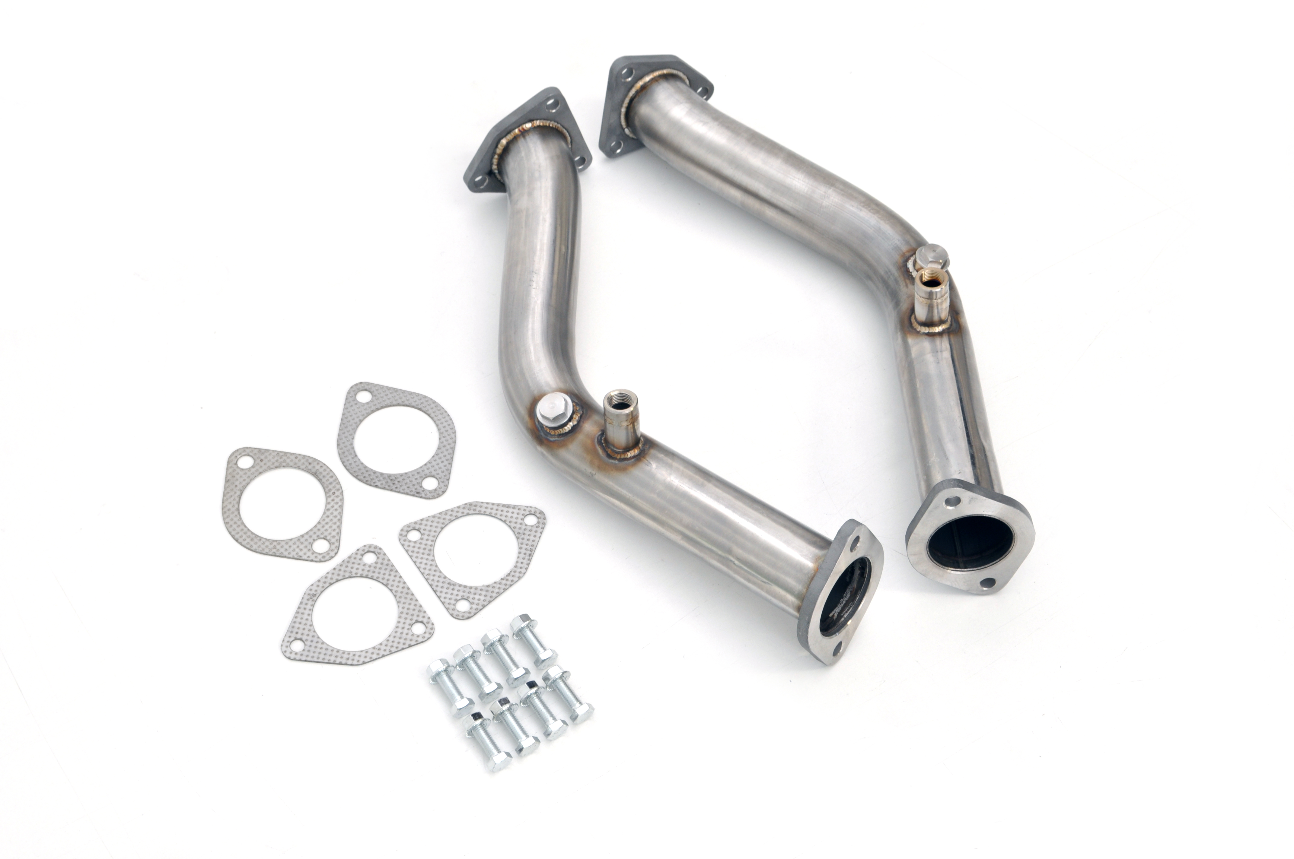 Berk Technology Test Pipes 07 350z Z33 G35 Sedan V35 370z Z34 G37 Coupe V36 Corner3 Motorsports