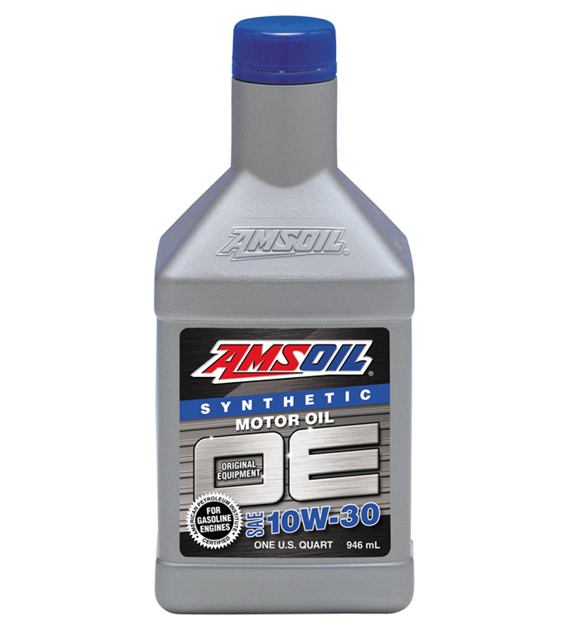 amsoil oe 10w 30 synthetic engine oil corner3 motorsports