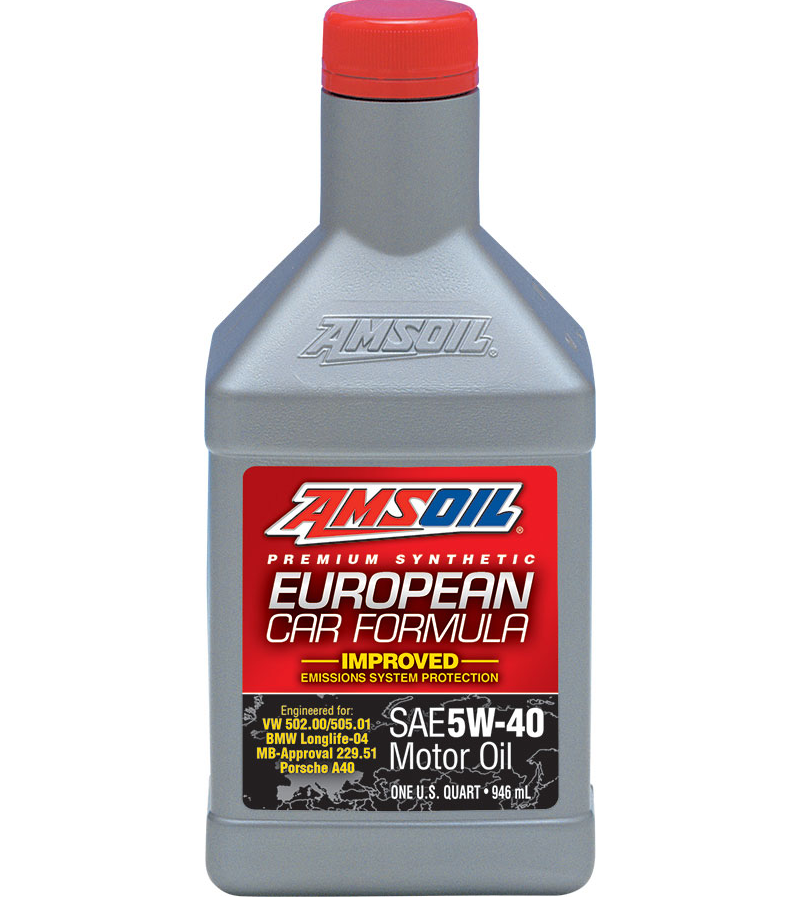 Amsoil Synthetic 5w 40 I Esp Improved Euro Engine Oil