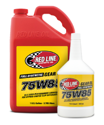 Amsoil Severe Gear 75w 90 Synthetic Differential Oil Corner3 >> Red Line 75w 85 High Performance Synthetic Gl 5 Differential Gear Oil